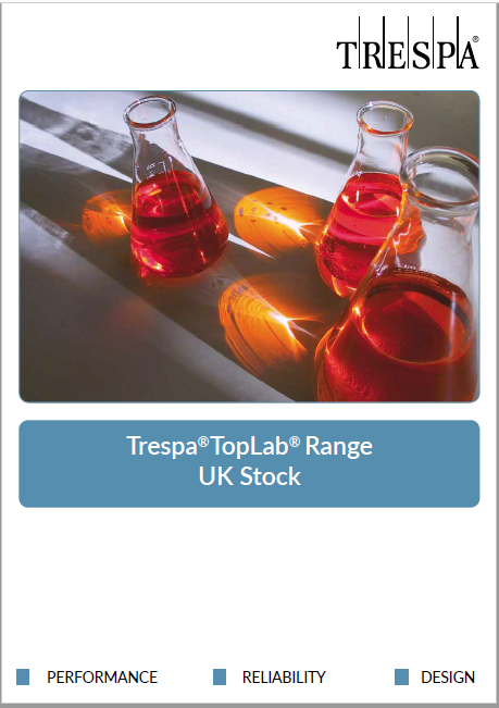 Trespa TopLab UK stock colourcard