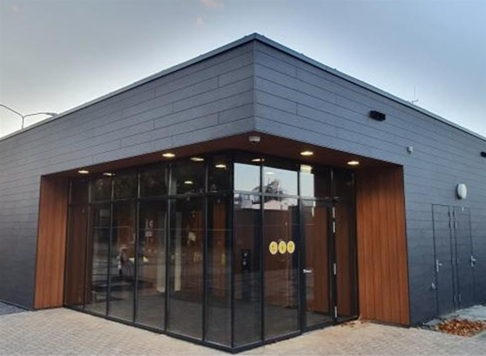 Trespa Pura NFC® Cladding | Cladding | Wood cladding