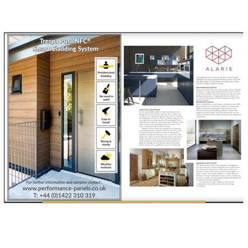 Trespa Pura in Home Designer & Architect Magazine