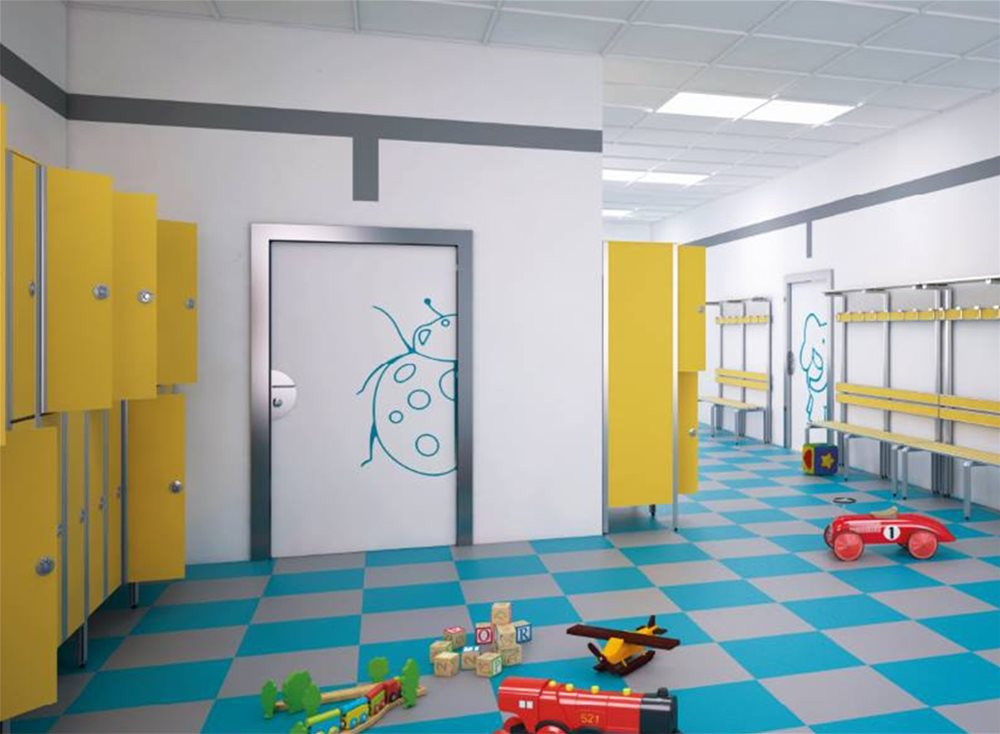 Arpa Athlon Locker Collection | Arpa Athlon Compact Grade Laminate (CGL) 10mm Sheet Materials at Performance Panels Ltd